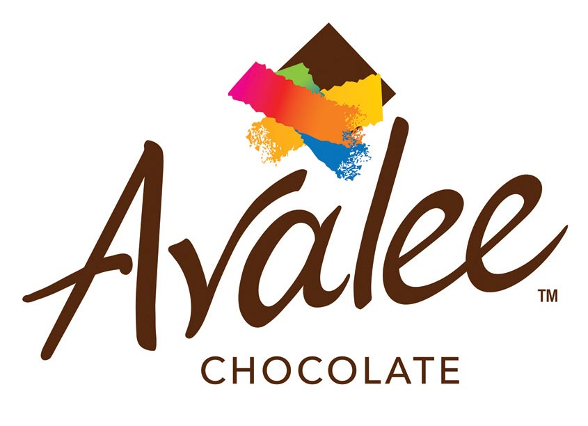 Avalee Chocolate Logo by BMB Branding and Design, LLC