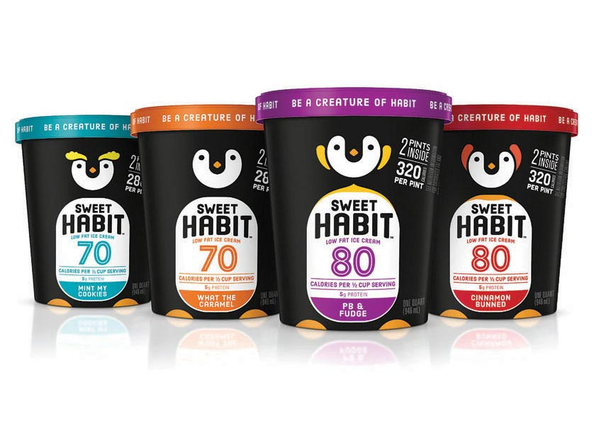 Sterling Brands Sweet Habit Packaging