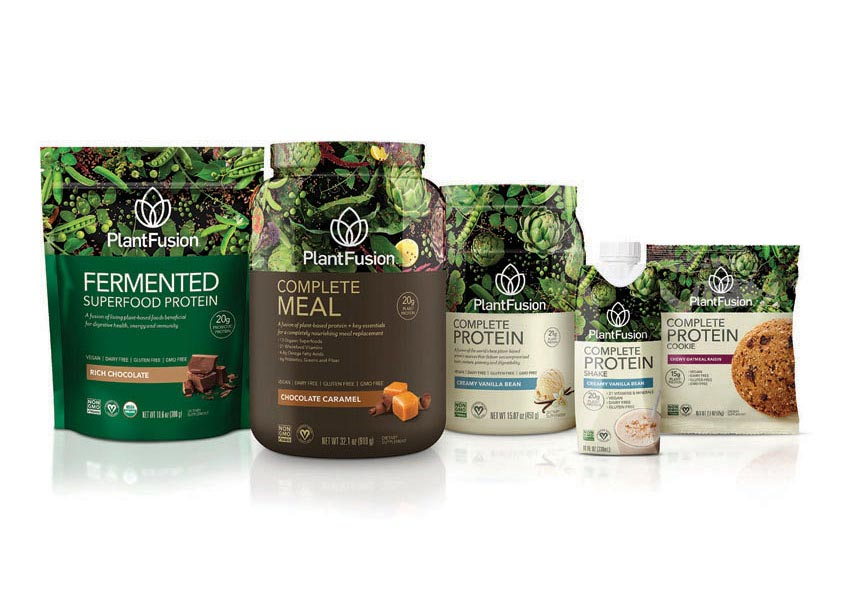 Sterling Brands PlantFusion Packaging