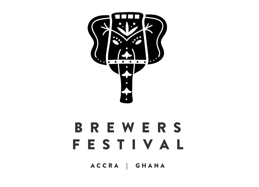 The Accra Brewers Festival Logo by West Chester University