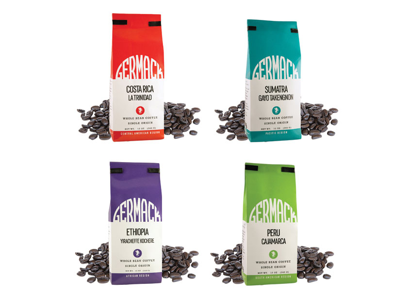 Anne Ink LLC Germack Coffees - Single Origins