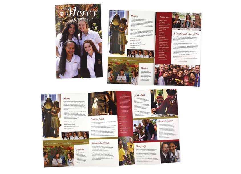 2018-2019 Admissions Brochure by Anne Ink LLC