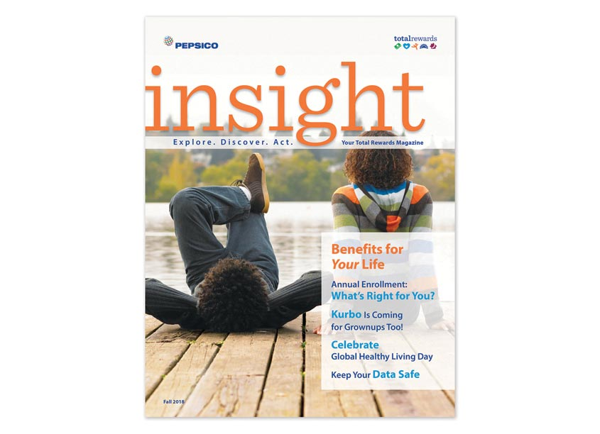 PepsiCo Insight Magazine, Fall 2018 by Alight Solutions