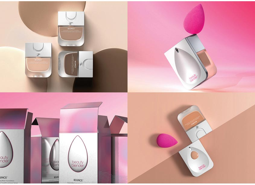 Aruliden Beautyblender Bounce Packaging
