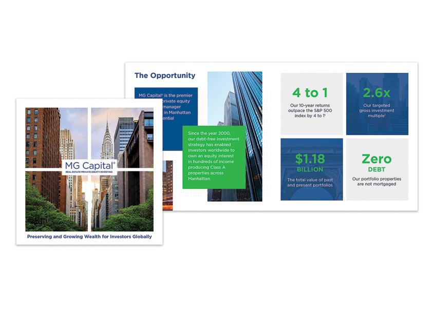 Prosek Partners MG Capital Conference Brochure