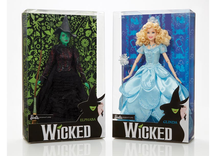 Mattel, Inc. Barbie® Wicked Dolls