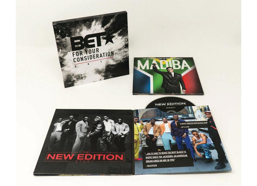 BET Networks For Your Consideration Emmy Kit