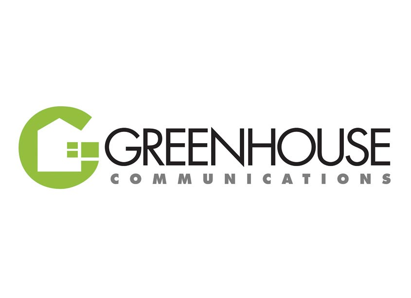 Bonavita Design LLC Greenhouse Communications Brand Logo