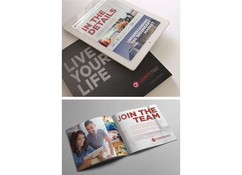Recruiting Booklet by UTCREATIVE