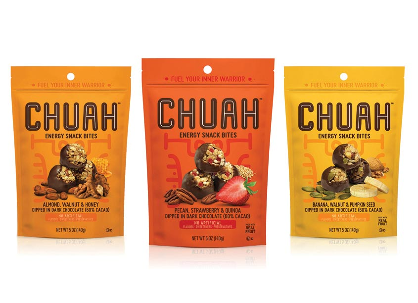 Chuah Energy Bites by Little Big Brands