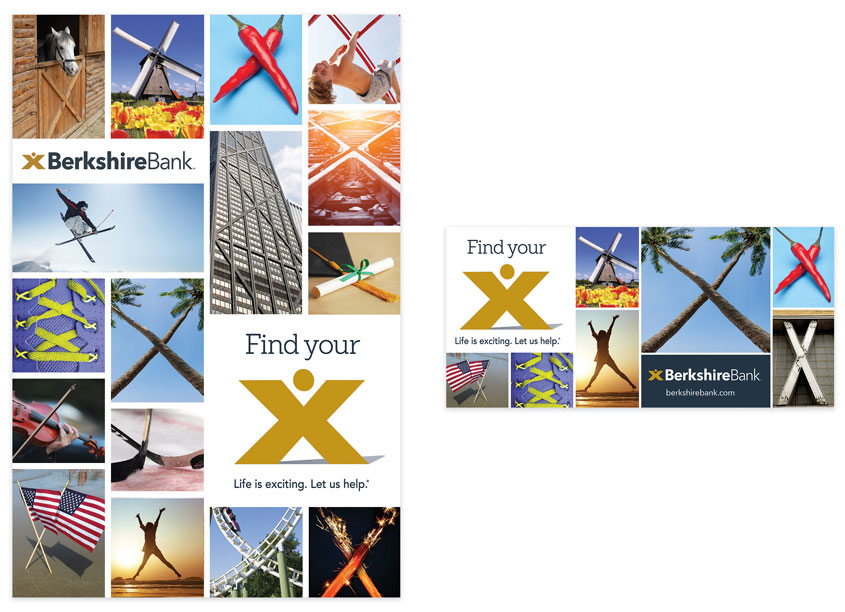 Find Your X Posters and Billboards by Leverage Marketing Group