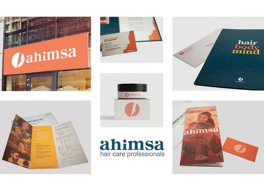 Auburn University School of Industrial + Graphic Design Ahisma Hair Care Professionals