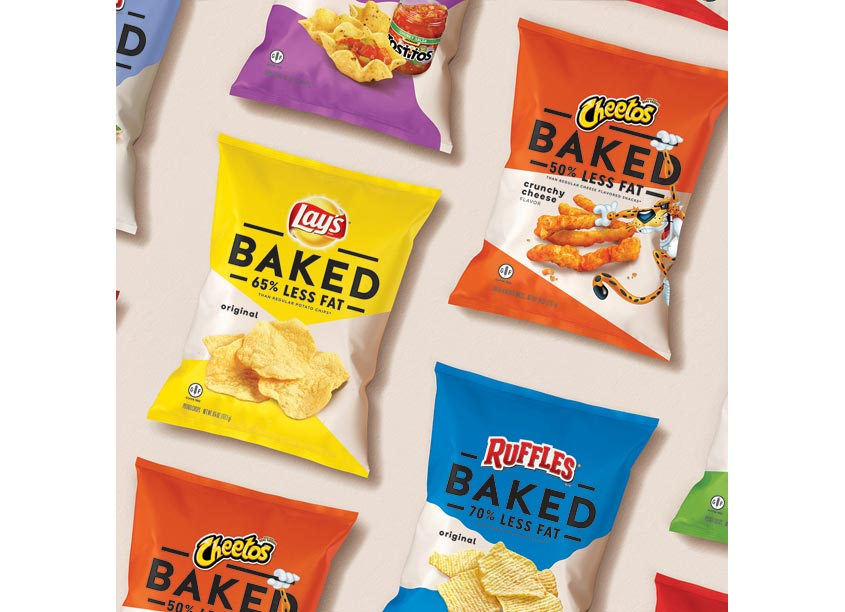 PepsiCo Design & Innovation and Pearlfisher Oven Baked Packaging