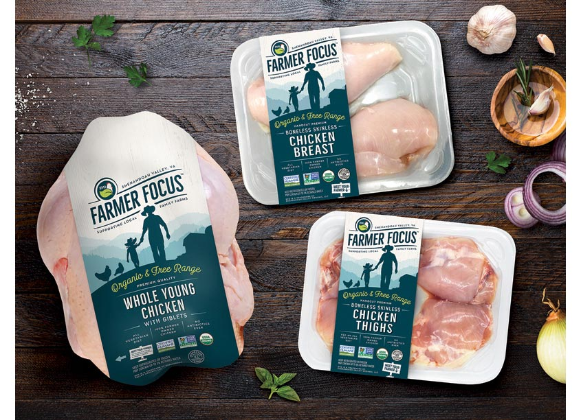 Sloat Design Group Farmer Focus Packaging