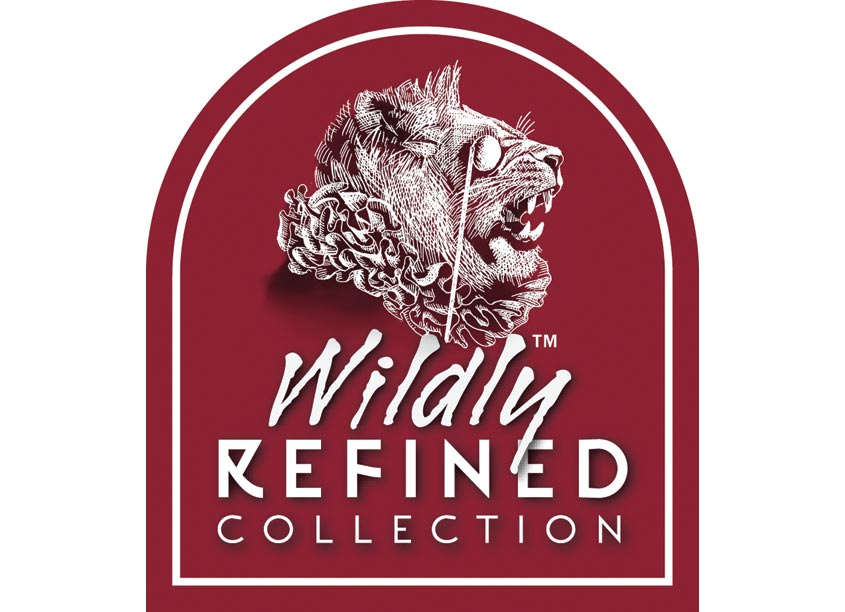 Leonardo Studio Inc. Wildly Refined Collection Logo
