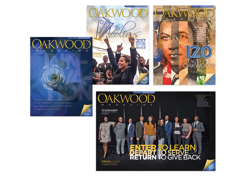 Oakwood University IMPR Oakwood Magazine