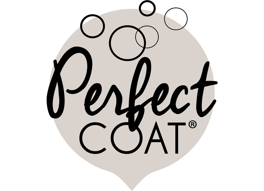Perfect Coat® Logo Redesign by Spectrum Brands Communications/Creative