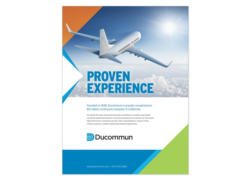 Proven Experience Advertisement by Stan Gellman Graphic Design