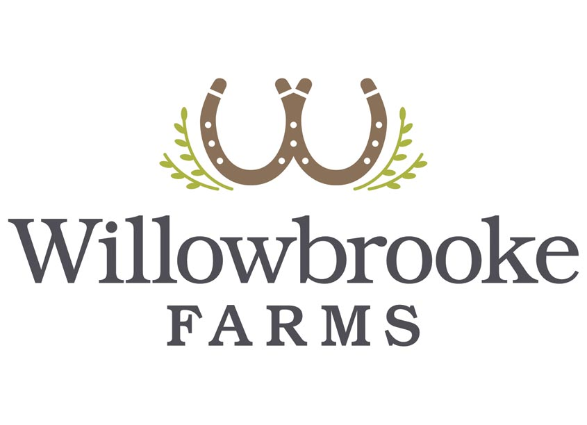 Stan Gellman Graphic Design Willowbrooke Farms Logo
