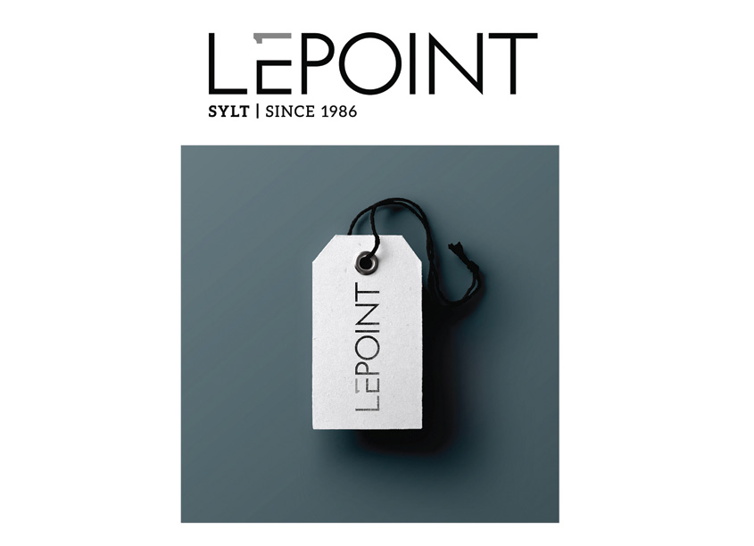 Lepoint Identity Design by Studio 165+ | Ball State University School of Art