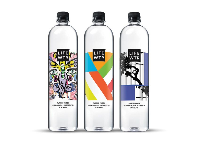 PepsiCo Design & Innovation LIFEWTR Series 5: Art Beyond Borders