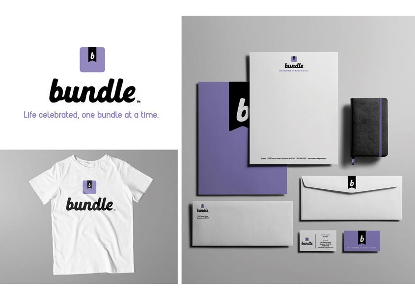Bundle Logo and Branding by Angelique Markowski