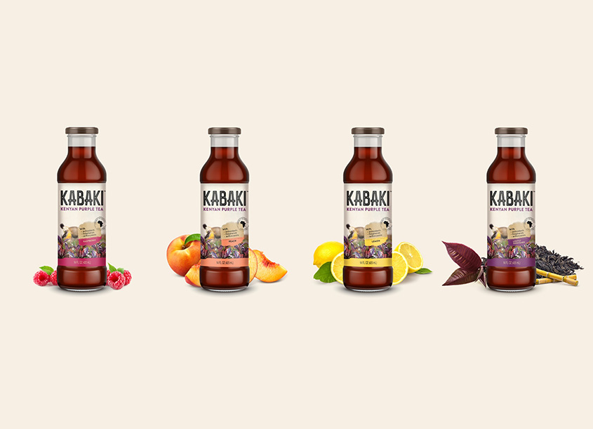 The GRO Agency Kabaki Kenyan Purple Tea