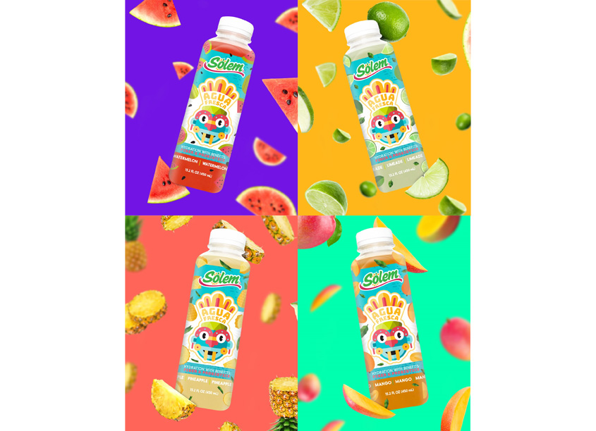 Agua Fresca by The GRO Agency