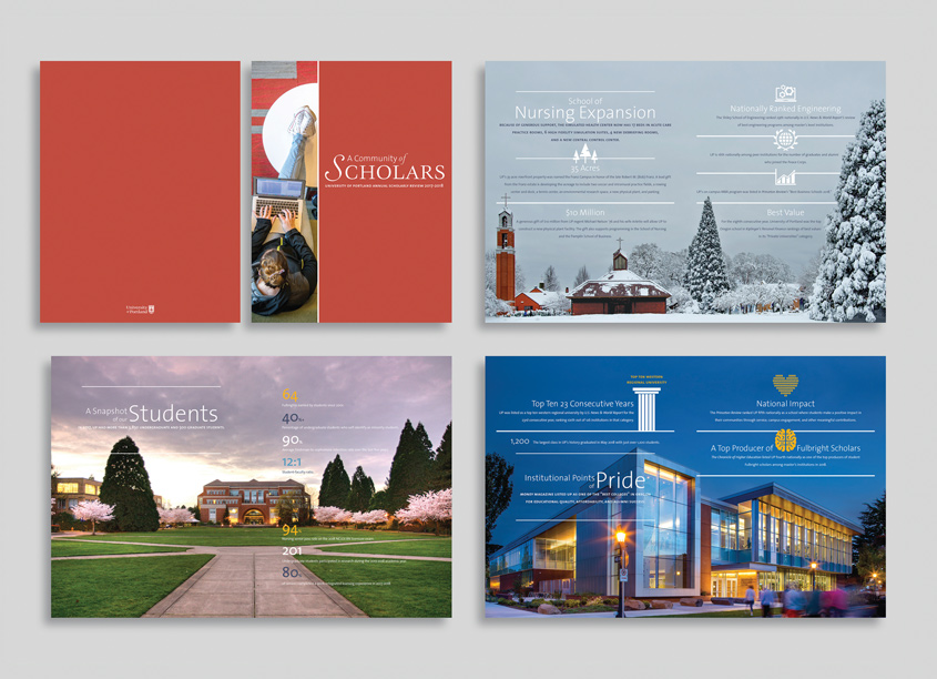 Lightner Design 2018 Scholars Brochure