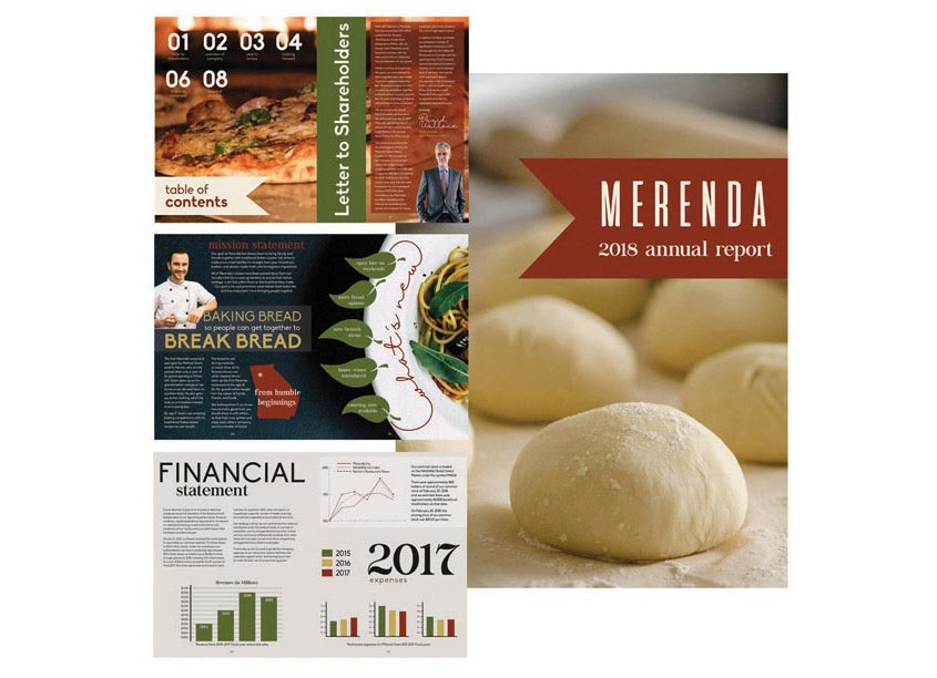 Merenda Annual Report by Kennesaw State University/School of Art and Design
