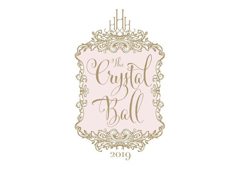 Crystal Ball 2019 Brand Identity by ROESCHMANNdesign