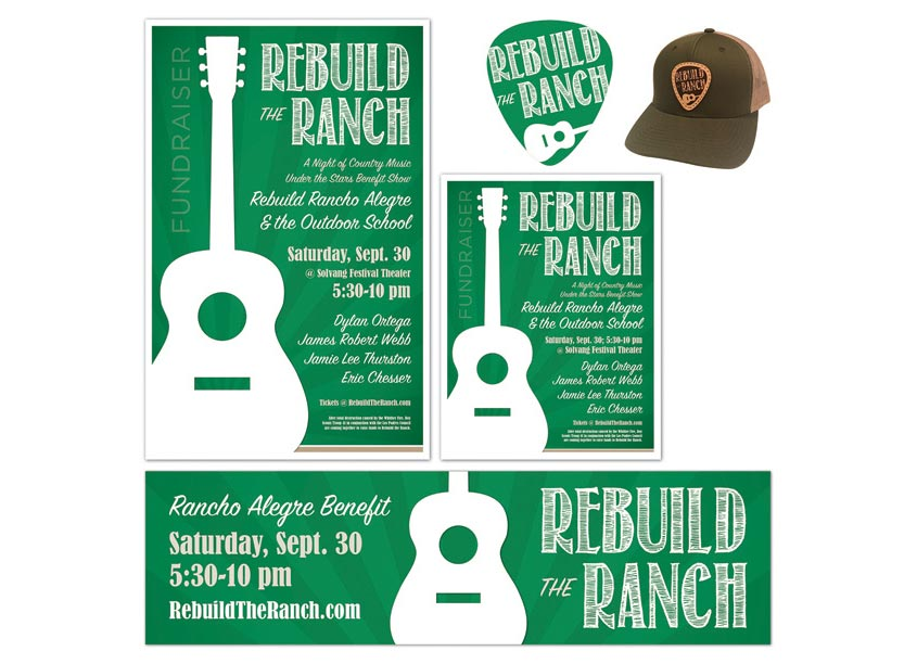 Rebuild the Ranch Identity by HB Design