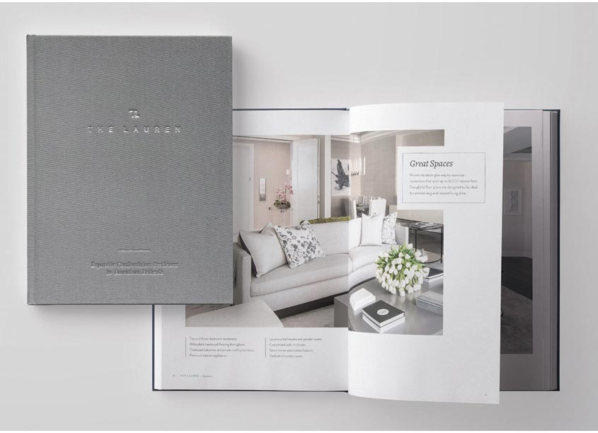 Akseizer Design Group The Lauren Brochure