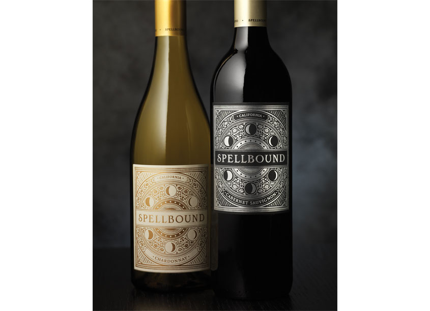 CF Napa Brand Design Spellbound Package Design