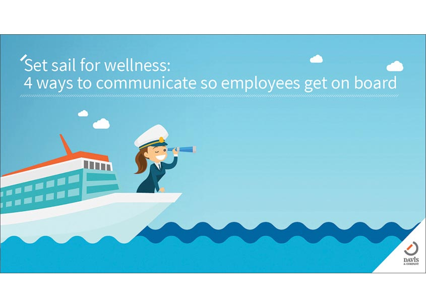 Set Sail for Wellness Guide by Davis & Company