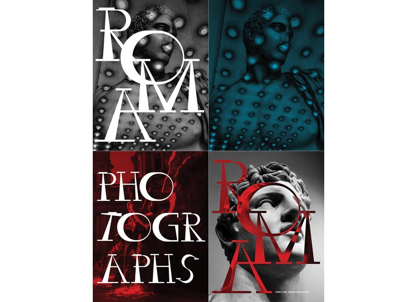 Roma Photography Book by 80east Design