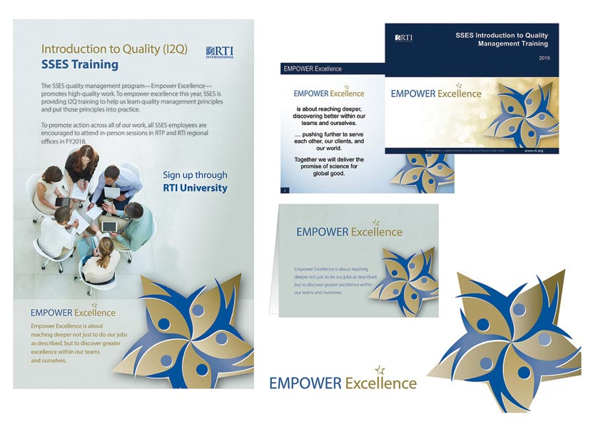 RTI International Empower Excellence