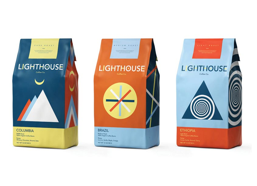 Lighthouse by Shillington School of Graphic Design