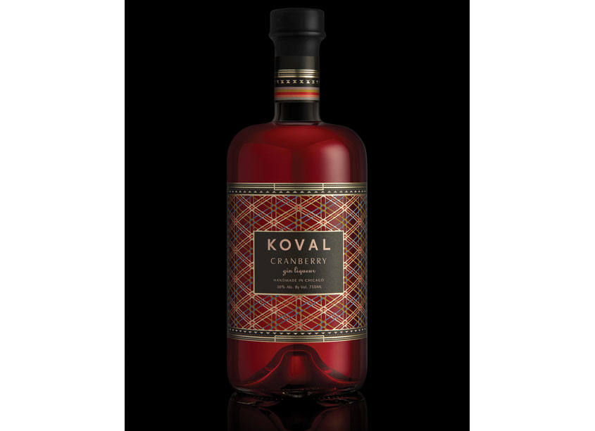 Dando Projects KOVAL Cranberry Gin Liqueur