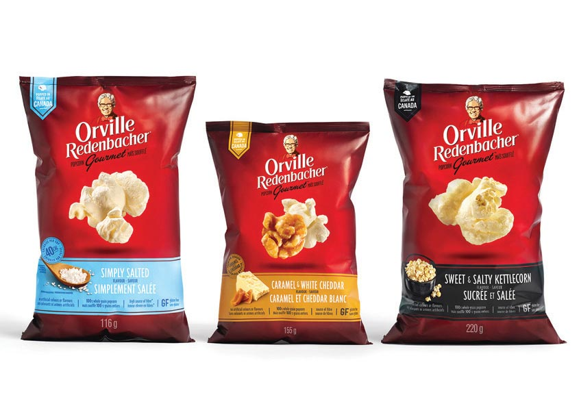 Davis Orville Redenbacher Ready-to-Eat Popcorn