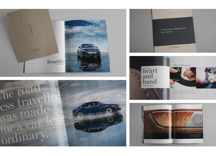 Lincoln Continental Brochure SVP, by GTB - The Park