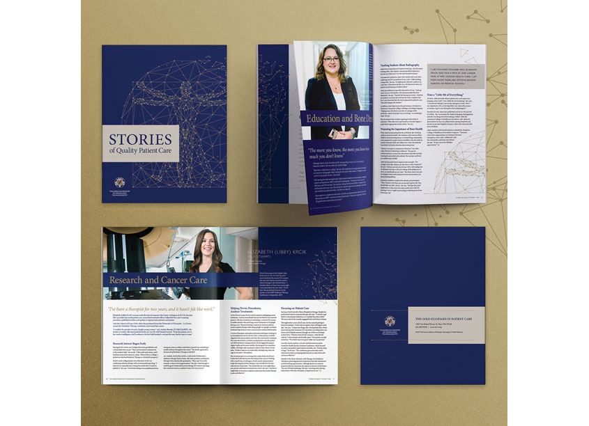ARRT Stories Publication by Christiansen Creative