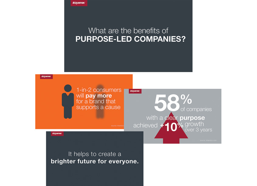 The Benefits of a Purpose-led Company FAQ by Equifax