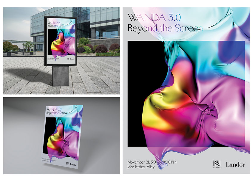 Landor Wanda 3.0: Beyond The Screen