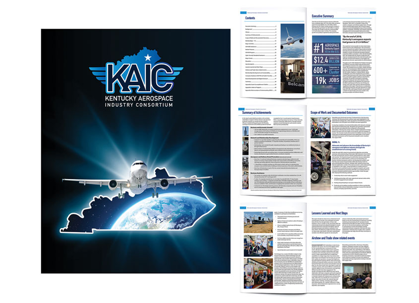KAIC Grant Booklet by Izzy House