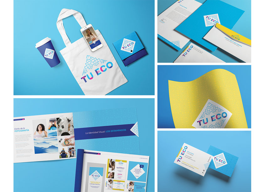 Nicte Creative Design Tu Eco Rebrand and Identity Design