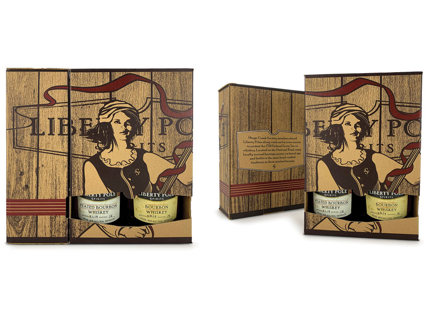 Promotional Gift Box by Stephen Gould | Pittsburgh Design Center