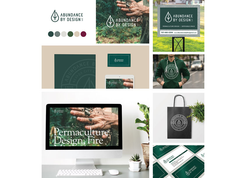 McCAY DESIGN Rebranding Identity Program