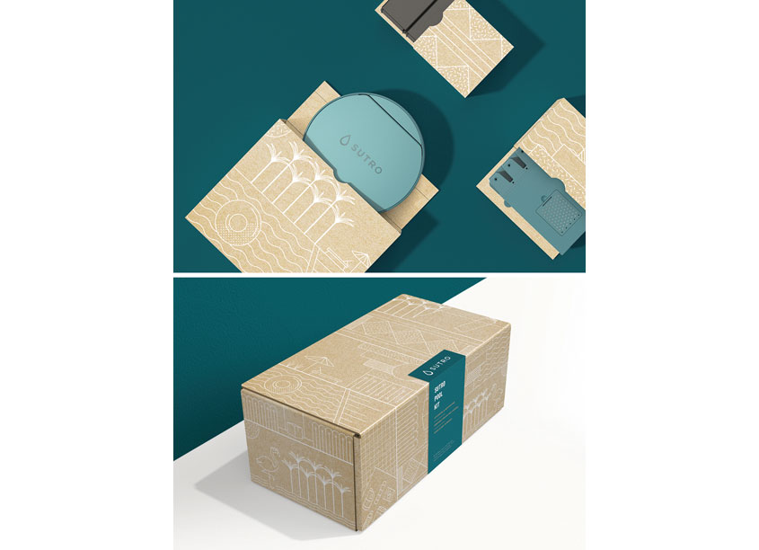 Sutro Packaging by Enlisted Design