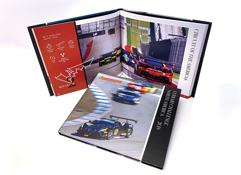 Ferrari Challenge 2018 Yearbook by Mermaid, Inc.